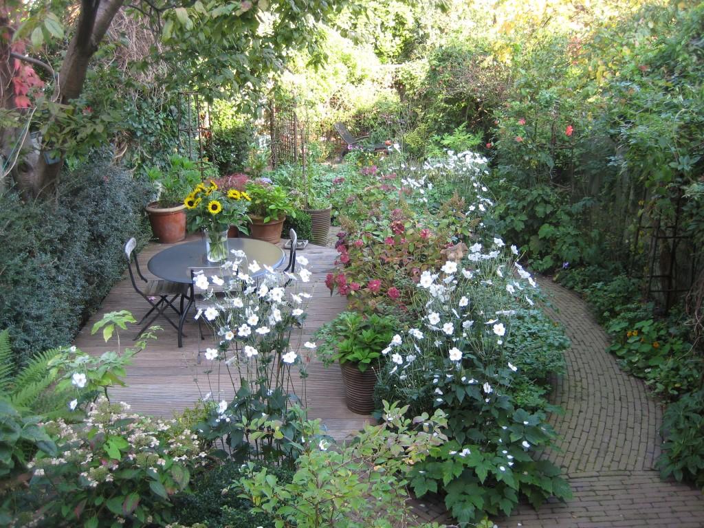 Architecture de jardin bruxelles un jardin cr par l - Architecte de jardin brabant wallon ...