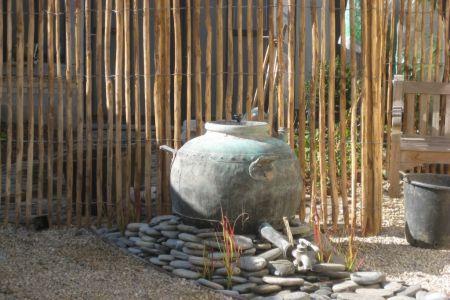 Jardin privé Bruxellois, concept de réutilisation sur place et transformation du jardin (2).JPG