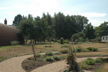Jardin botanique AgroBioTech à Gembloux